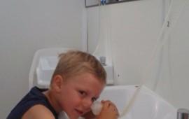 Ducha Nasal Micronizada para Niños