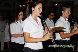 La Banda de Música de Alozaina celebra su 150 aniversario