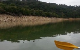 Ruta en Kayak. Istan, 23 nov