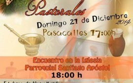 Encuentro de Pastorales. Monda, 21 dic.