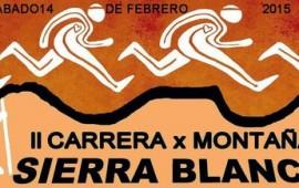 Carrera x Montaña: Sierra Blanca