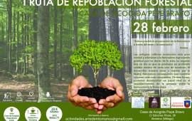 I Ruta de Repoblación Forestal. Alozaina