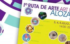 I Ruta de Arte de Alozaina