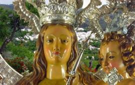 Romería Virgen del Rosario en Casarabonela, 3 octubre