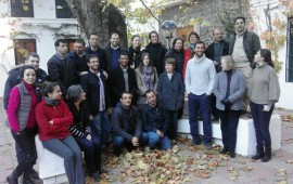 Alojamos a los componentes del Regional Workshop for Important Plant Areas