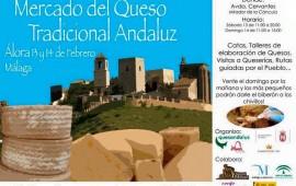 Mercado del Queso Tradicional Andaluz en Álora