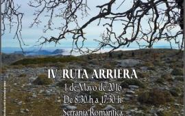 IV Ruta Arriera 'Serranía Romántica', Ronda, 1 mayo
