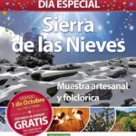 Tivoli World celebra un día dedicado a la Sierra de las Nieves
