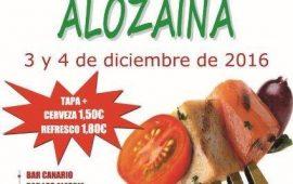 VII Ruta de la Tapa Alozaina