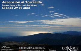 Ruta senderista al pico Torrecilla