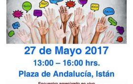 II Encuentro Intercultural Istán, 27 mayo