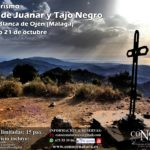 Ruta de senderismo Cruz de Juanar y Tajo Negro