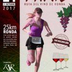 I Trail Ruta del Vino de Ronda, 21 octubre