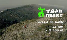 Carrera por Montaña Tajo Negro, Ojén 14 octubre