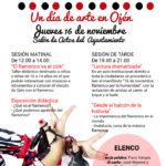 Día Internacional del Flamenco, Ojén 16 nov.
