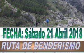 Senderismo a las cimas de Sierra Cabrilla y Sierra Prieta