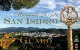 Romería de San Isidro, Guaro 19 y 20 mayo