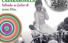 VI Guateque Casarabonela, 21 julio