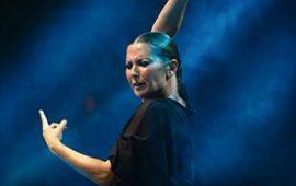 Sara Baras, Marbella, 12 agosto