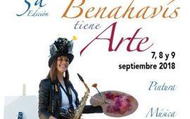 Vª Edición de Benahavís tiene Arte