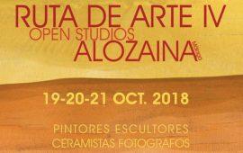 Ruta de Arte y Artesanía de Alozaina, 19-21 octubre