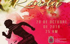 II Trail Ruta del Vino en Ronda
