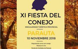 XI Fiesta del Conejo de Parauta