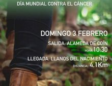 Marcha Solidaria, Coín