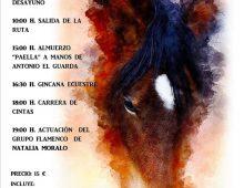 VII Encuentro Ecuestre, Casarabonela 13 abril