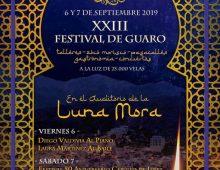 XXIII Festival Luna Mora de Guaro, 6 y 7 septiembre
