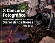 Concurso Fotográfico Sierra de las Nieves